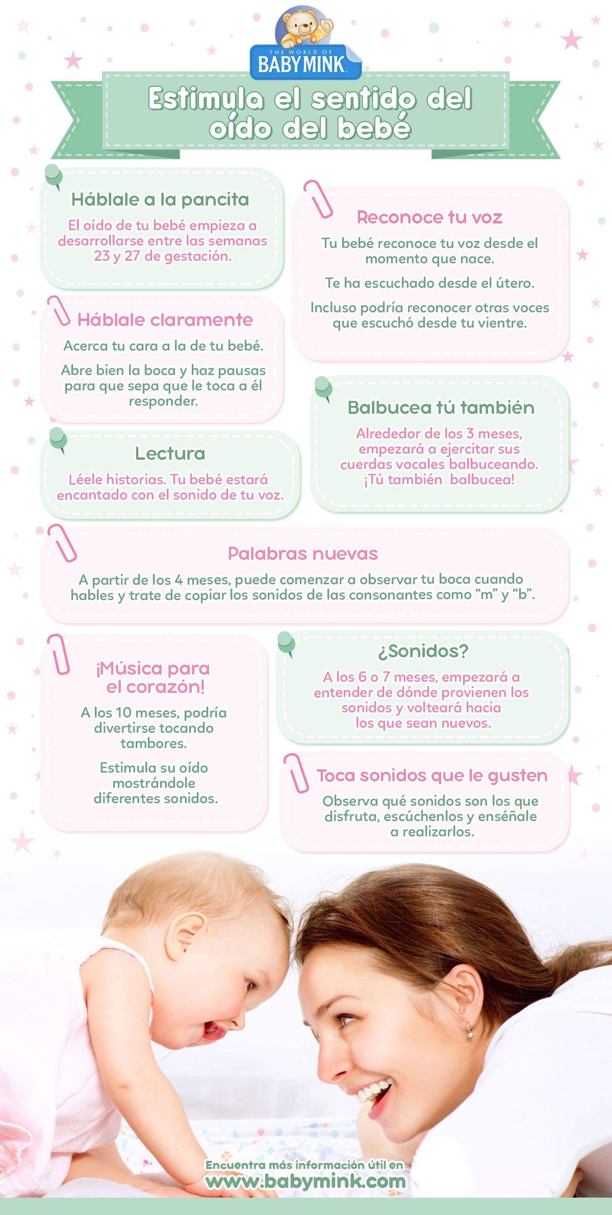 Como Limpiar Los Oidos Del Bebe Baby Mink Con Imagenes Bebe