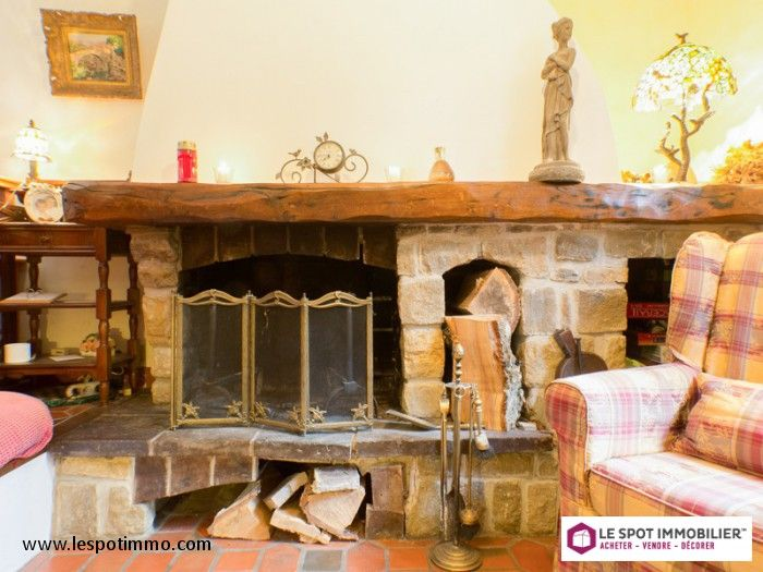 Maison de charme et sa dépendance Saint-Rémy-l\u0027Honoré 183 m² 7