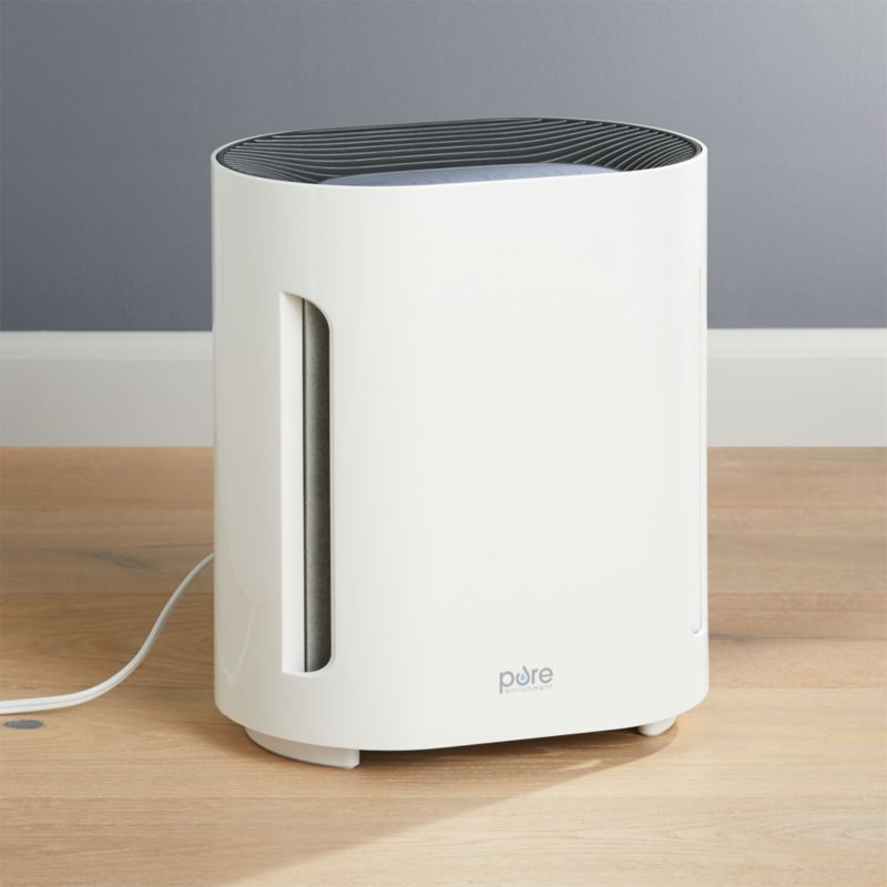 Pure Enrichment Purezone 3 In 1 True Hepa Air Purifier Reviews Crate And Barrel In 2020 Hepa Air Purifier Pure Enrichment True Hepa Air Purifier