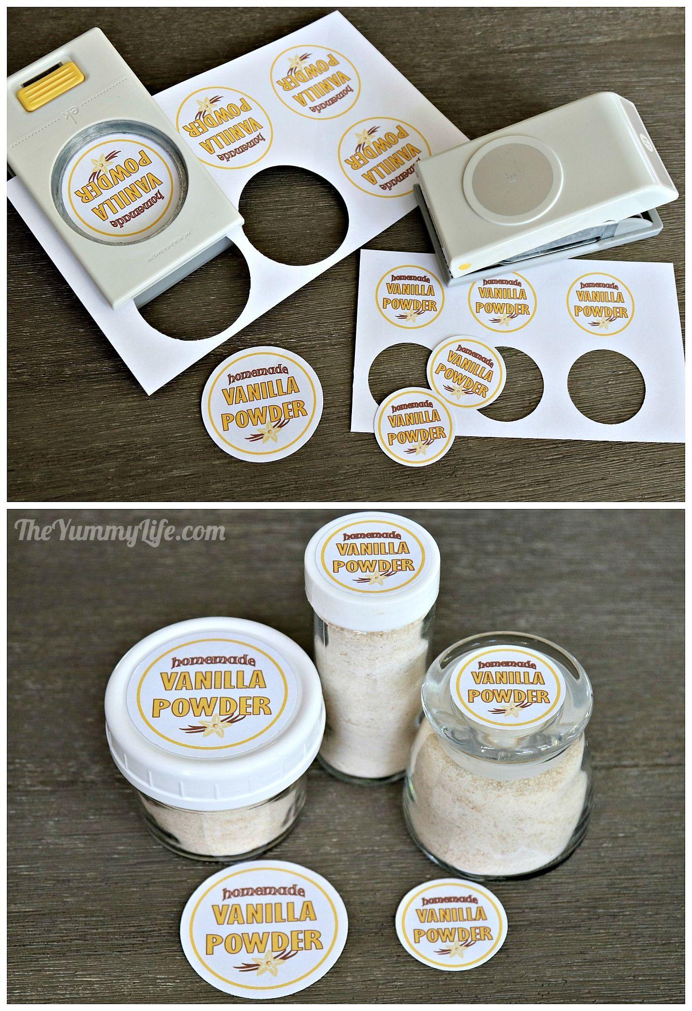 Homemade Vanilla Powder Recipe In 2020 Vanilla Bean Powder Homemade Vanilla Starbucks Recipes
