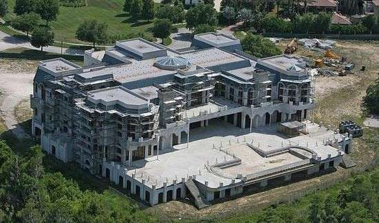 75 Million Mega Mansions Big Houses Bungalow And
