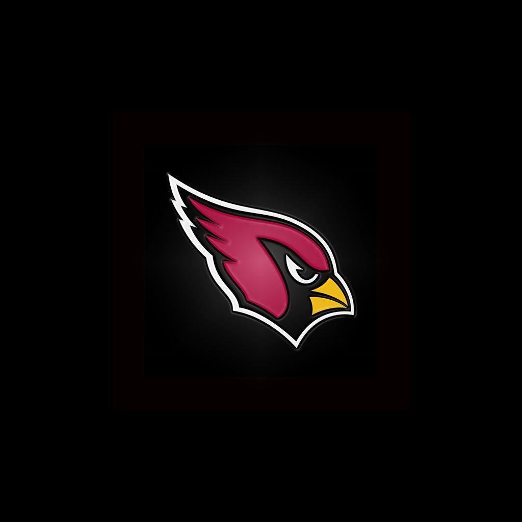Arizona cardinals team logo ipad wallpapers digital