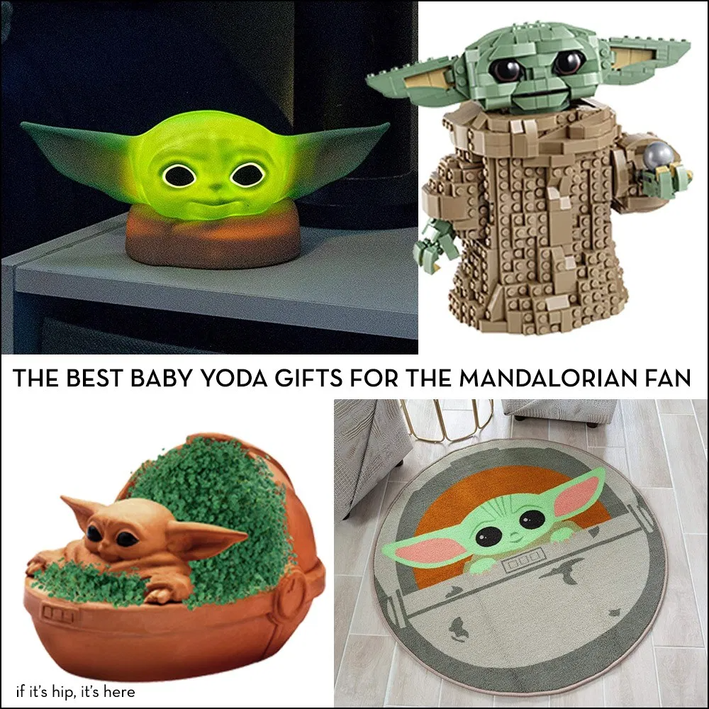 This Year S Best Baby Yoda Toys For The Mandalorian Fans If It S Hip It S Here In 2021 Lego Mandalorian Yoda Toys