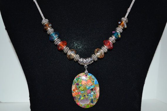 Exquisite Beautiful Sea Sediment Jasper by SimpleEleganceCole