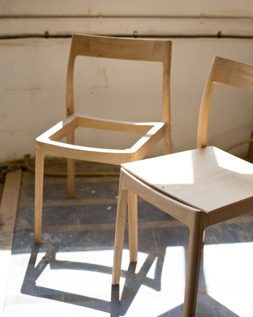 Ballot Chair Barber Osgerby Isokon Chair Wood Chair Furniture Chair