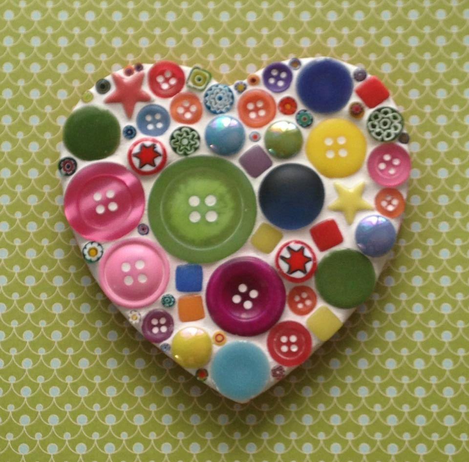 Do it yourself funky mosaic heart kit diy mosaic pinterest do it yourself funky mosaic heart kit solutioingenieria Choice Image