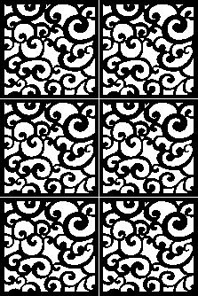 Японские шторы Арт 06001