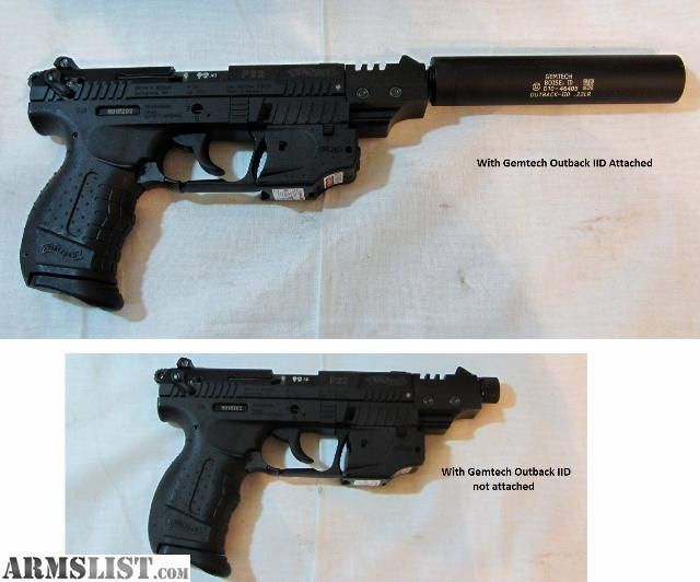 walther p22 5