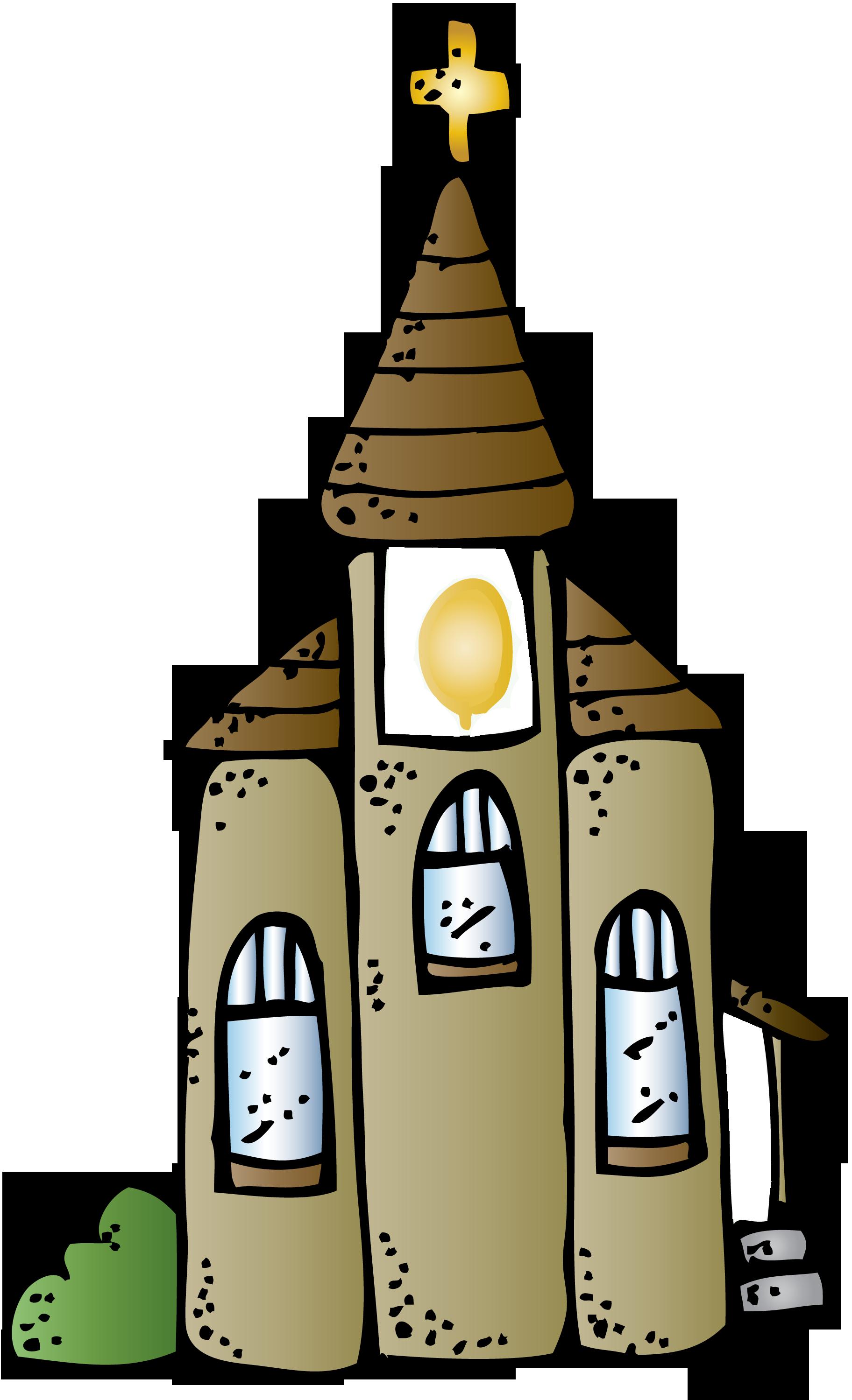 Church Pr C Melonheadz 13 Colored Png 1824 2999 Iglesia Dibujo Imagenes Infantiles Manualidades
