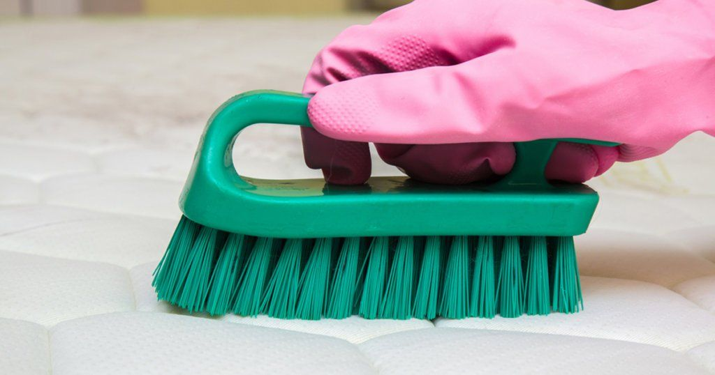 How to clean your purple mattress and remove stains