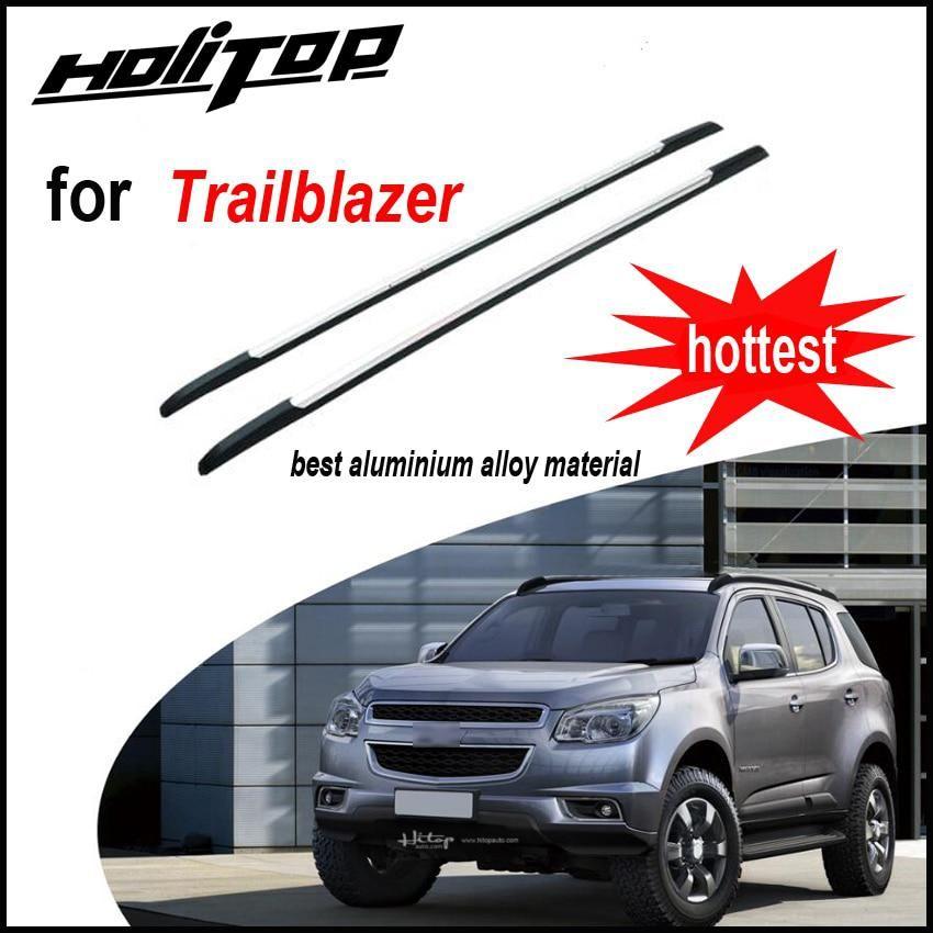 New Arrival For Chevrolet Trailblazer 2013 2020 Roof Rack Roof Rail Luggage Bar Us 257 40 Chevrolet Trailblazer Roof Rails Roof Rack