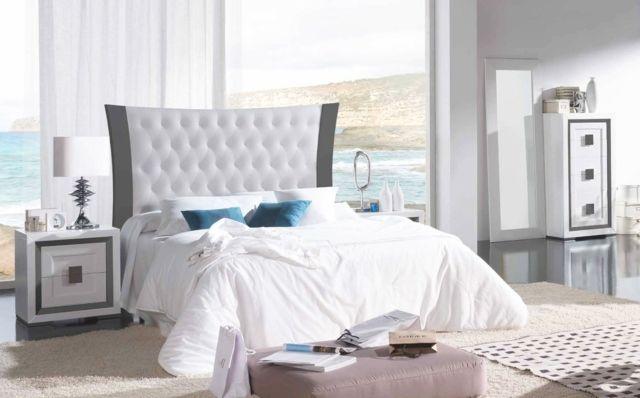 99 idées déco chambre à coucher en couleurs naturelles - couleur chambre de nuit