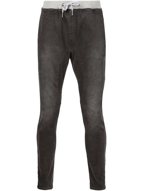 Shop Zanerobe tapered drawstring jeans in American Rag from the world's best independent boutiques at farfetch.com. Shop 300 boutiques at one address.