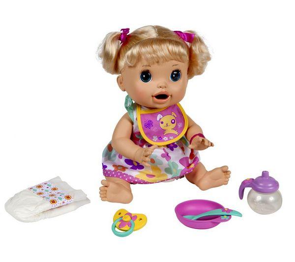 Hasbro Baby Alive Interactive Baby Dolls Baby Alive Baby Alive Dolls