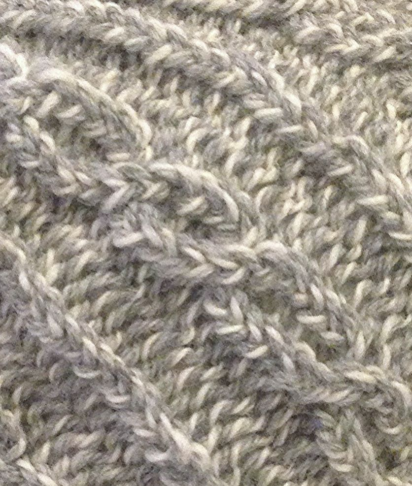 Chain link stitch loom pattern | fingerknitting | Pinterest ...