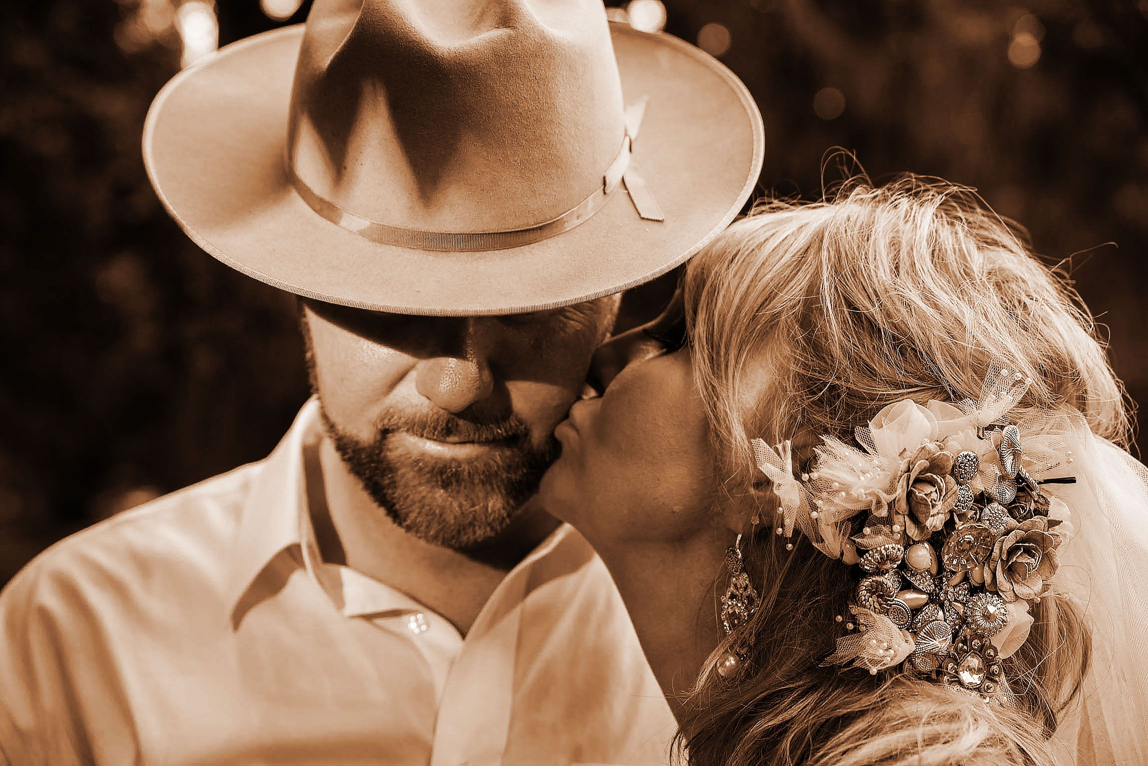 Got cowboy? - wedding photography by www.rkirby.com