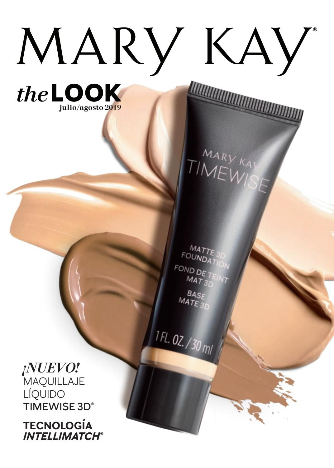 Mary Kay The Look Julio