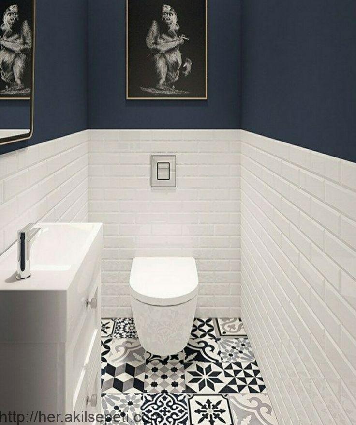 Wc Deko Deko Wc Small Apartment Bathroom Small Toilet Room Bathroom Design