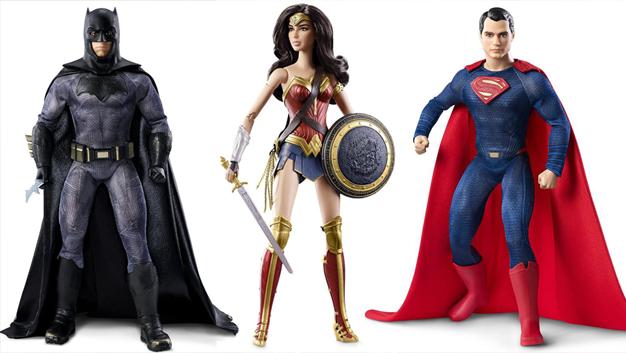 Barbie Collector Batman vs Superman