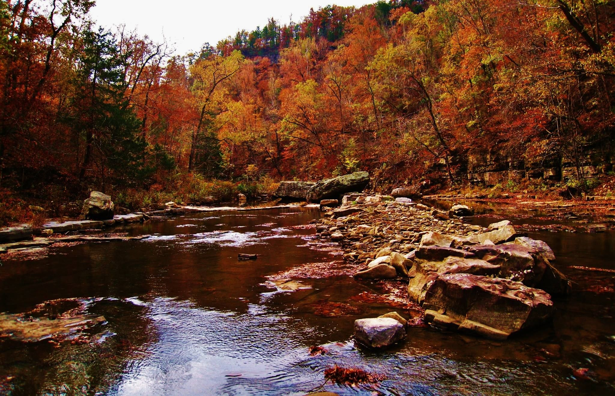 Richland Creek Wilderness Area, Arkansas Hiking spots