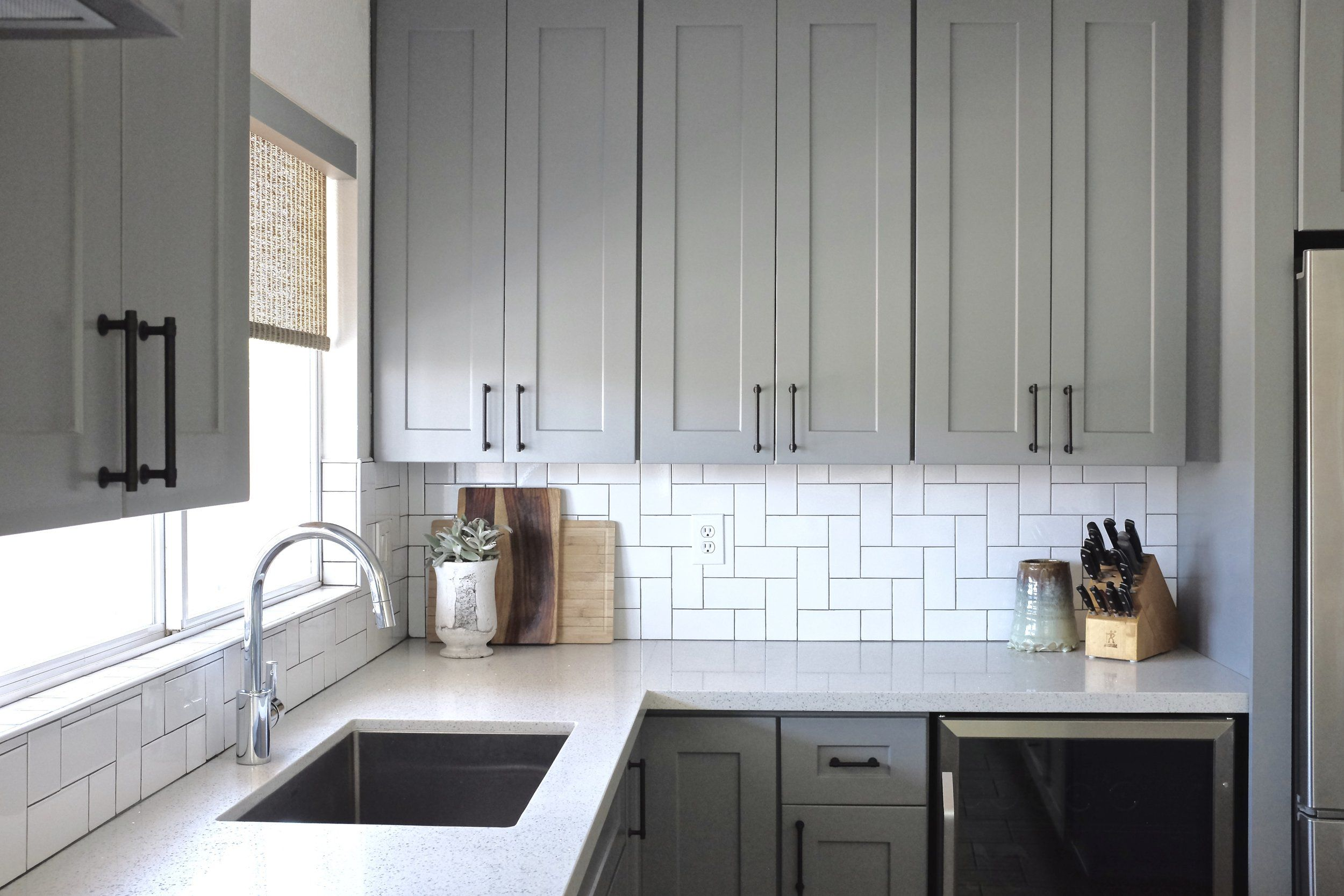 10 Ways To Use Subway Tile That Aren T Boring Af Backsplash For
