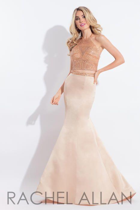 Rachel ALLAN Long Prom | Blossoms Prom | Pinterest | Formal dress ...