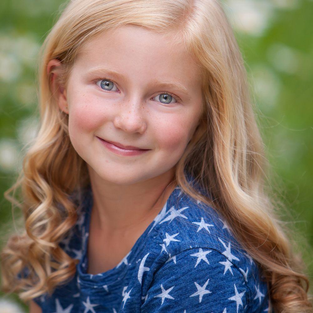 Child Actor Headshot Photographer Denver   Merritt Portrait Studio