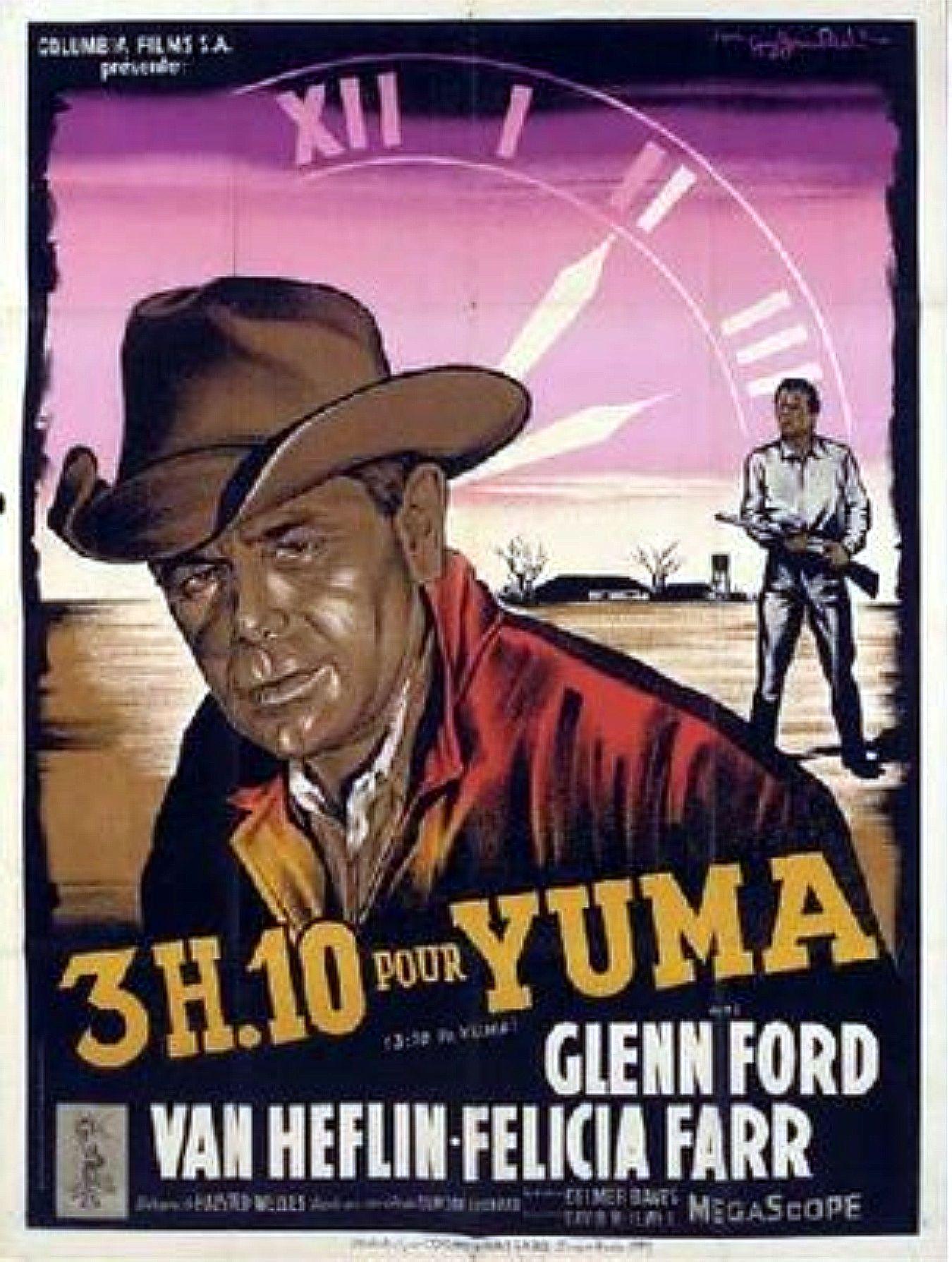 310toyumaposter 3 10 to yuma western movies movie