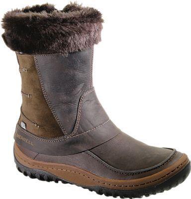 Merrell Women's Decora Minuet Waterproof. Ladies Hiking BootsShoe ...