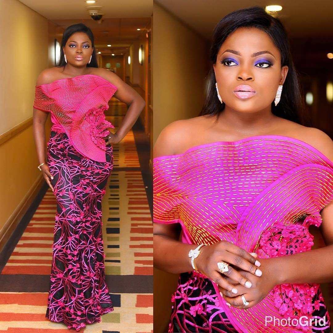 Lace short dress styles in nigeria   funkejenifaakindele all glammed up by zainabazeez Hair