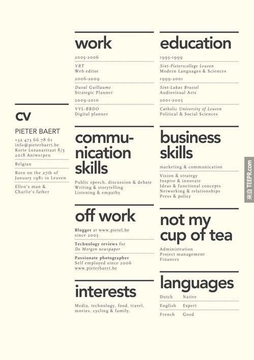 Pin by Niu JUN QIANG on Type Pinterest Personal branding - audio visual specialist sample resume