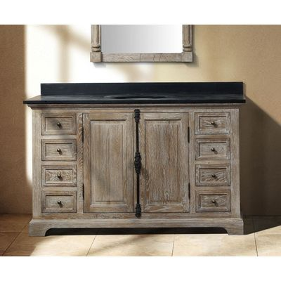 James Martin Providence Collection 60 Single Bathroom Vanity, Driftwood  238 105 5311
