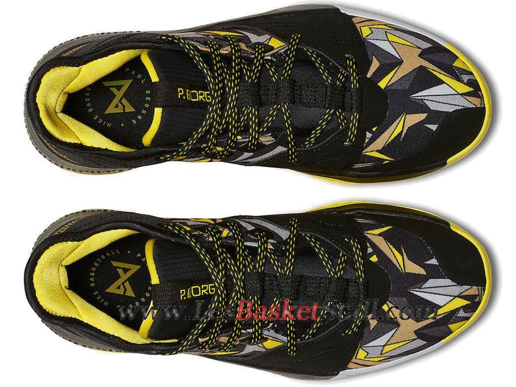 Nike PG 1 Game Royal Chaussures de Basketball Nike Pas Cher Pour Homme Bleu Blanc 878628_400 2001290753 Boutique Pas Cher 2019 Officiel Nike!