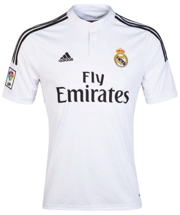 14cc8297d46 FlagWigs: New Real Madrid Jersey Shirt Kit 2014 2015 / Have ...