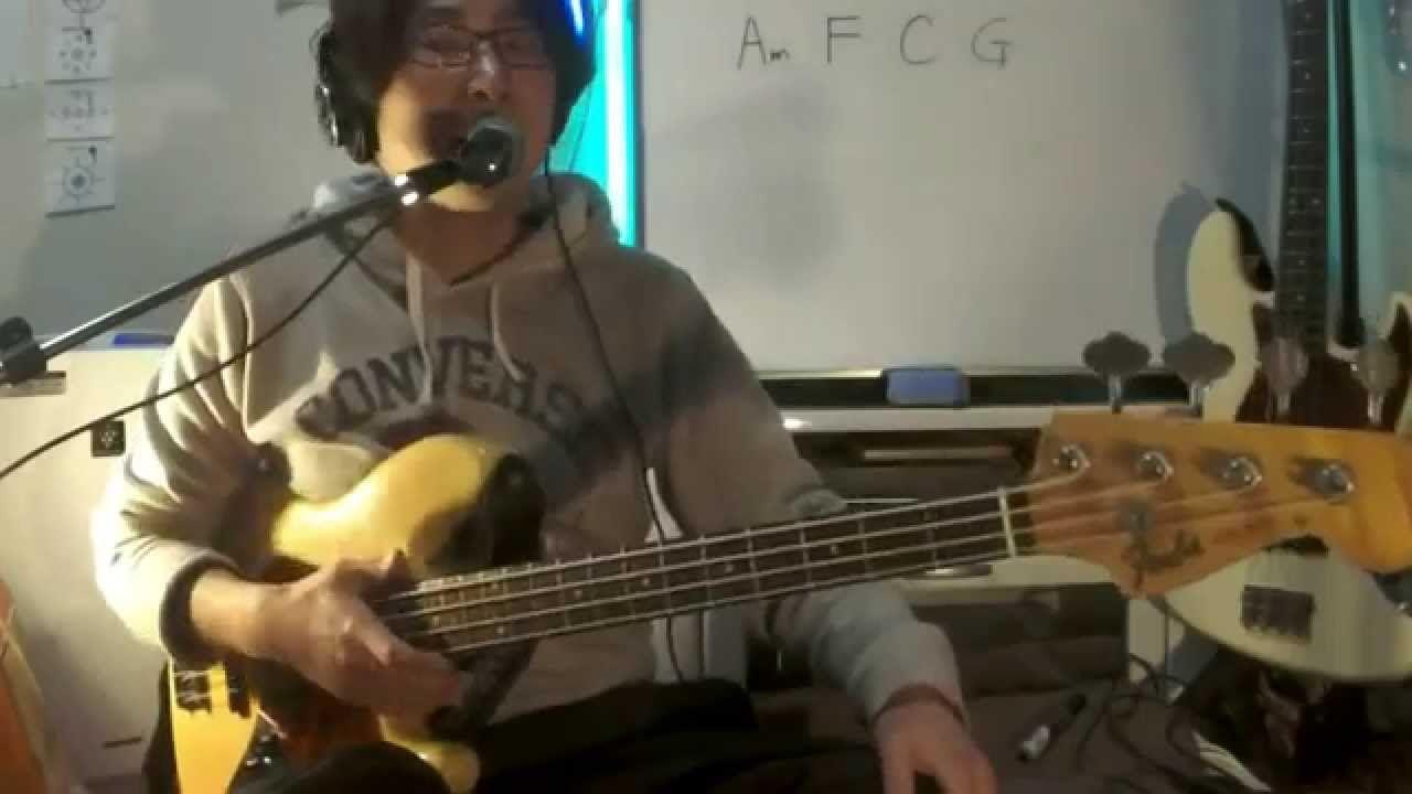 ギターのコード進行から曲のKeyを探りだすにはベーシスト目線でどうするの?