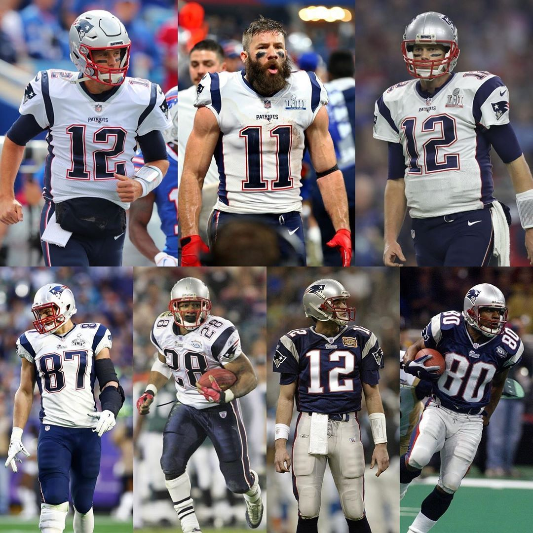 Do You Think This Patriots Offense Has The Personnel To Be Able To Get Things Going Offensively Or Will It Remai Football Players Patriots