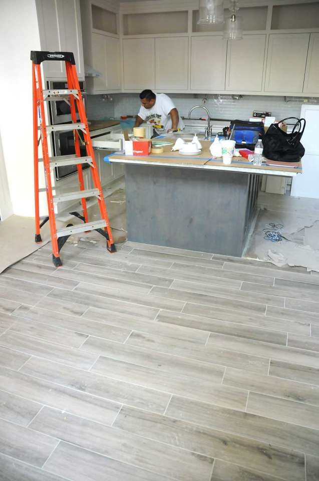 This Will Floor You Porcelain Tile That Looks Like Wood Is Trending - Daltile ocala