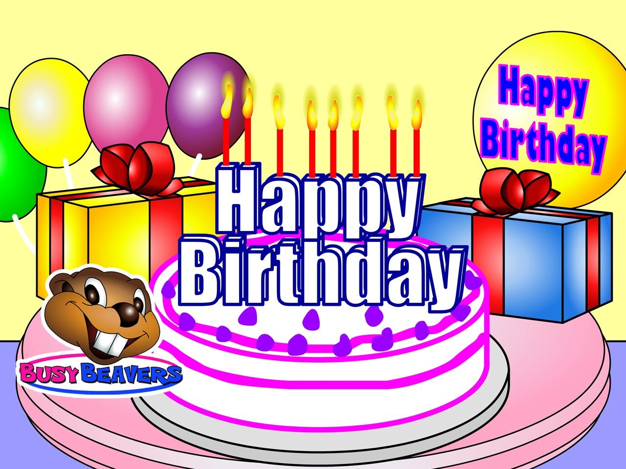 A brand new birthday song video from busy beavers come and check a brand new birthday song video from busy beavers come and check out our 2nd singing birthday cardsbirthday cards for kidshappy bookmarktalkfo Image collections
