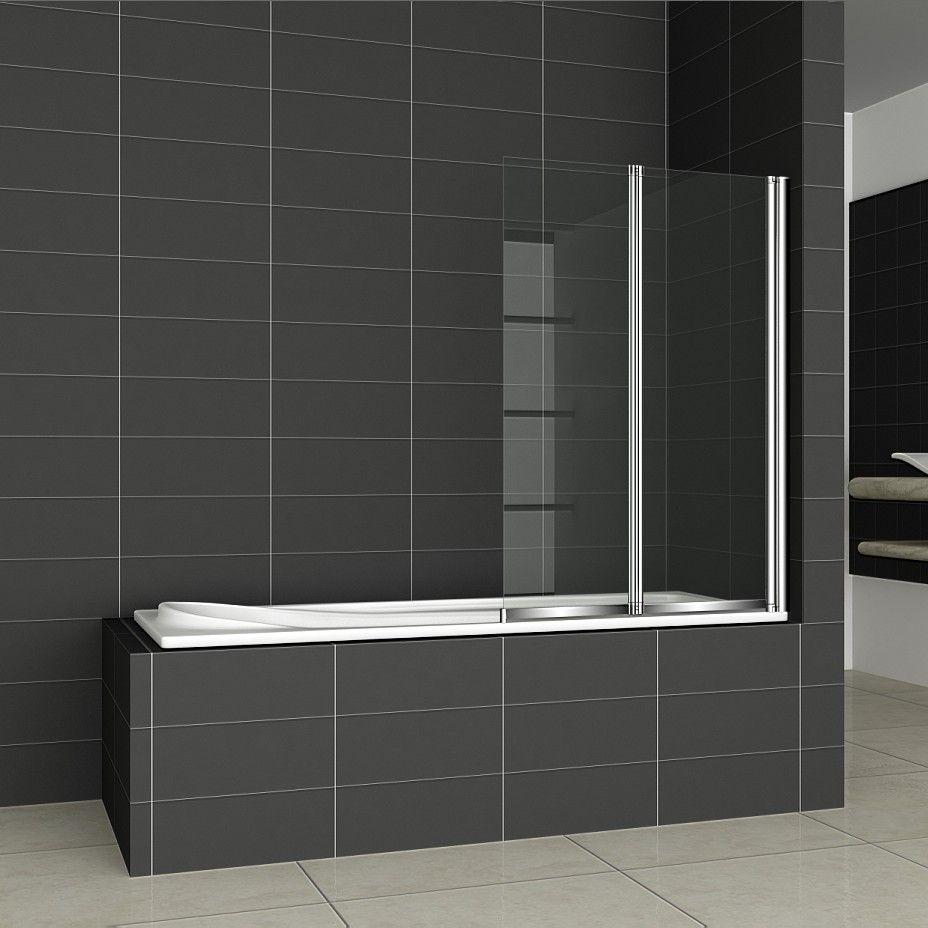 Install Bath Shower Screen Panel Bathroom Accessories Per Item Screens And S