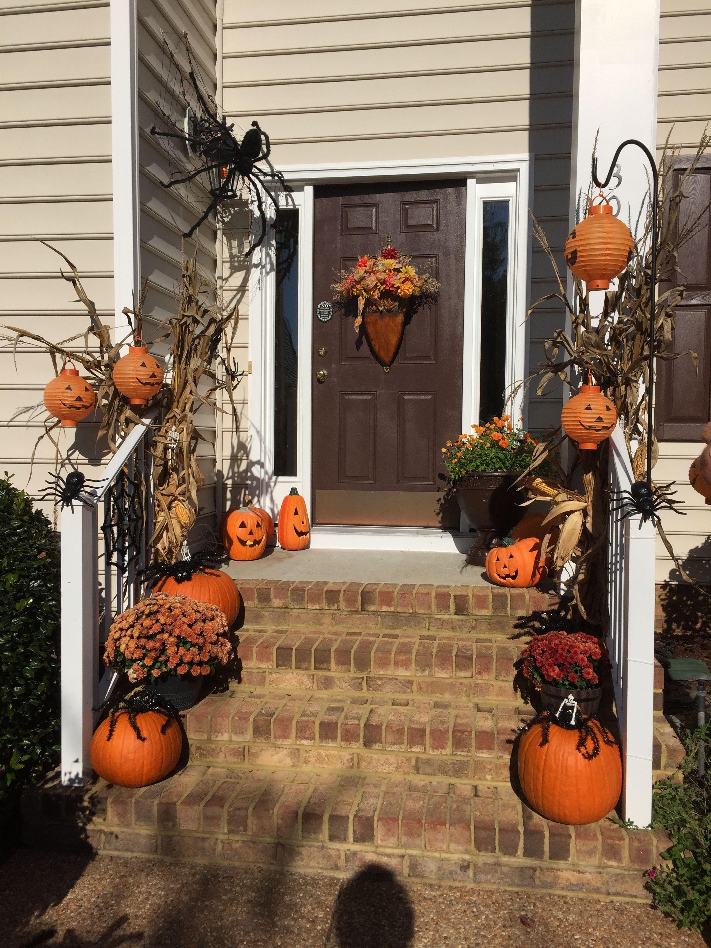 Halloween Decor 2017 Halloween Front Doors Halloween Door Decorations Fall Halloween Decor