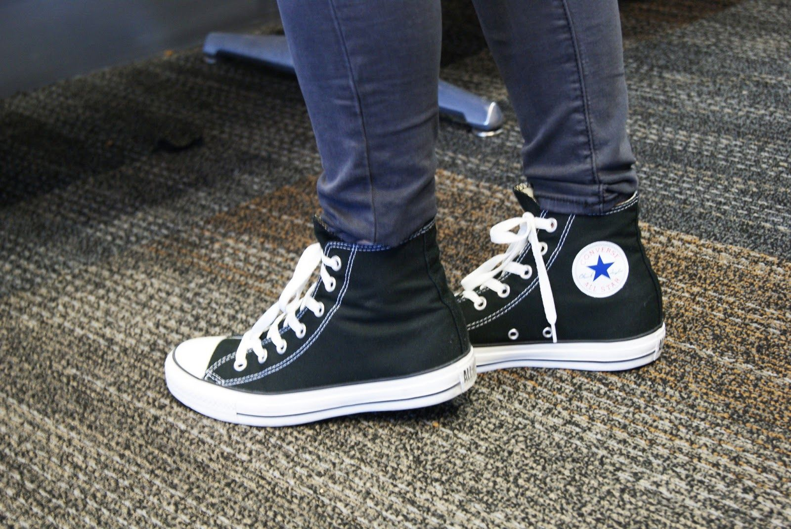 Fashion week Converse Black outfits tumblr pictures for girls