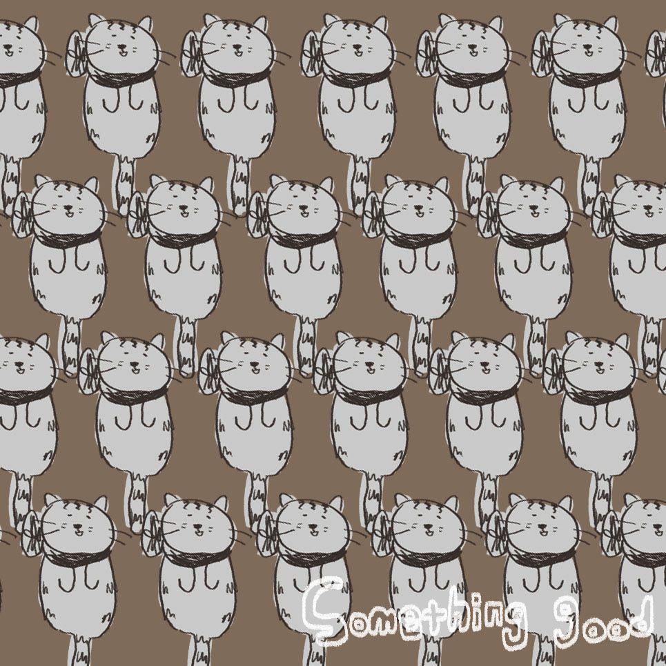 고양이 패턴3