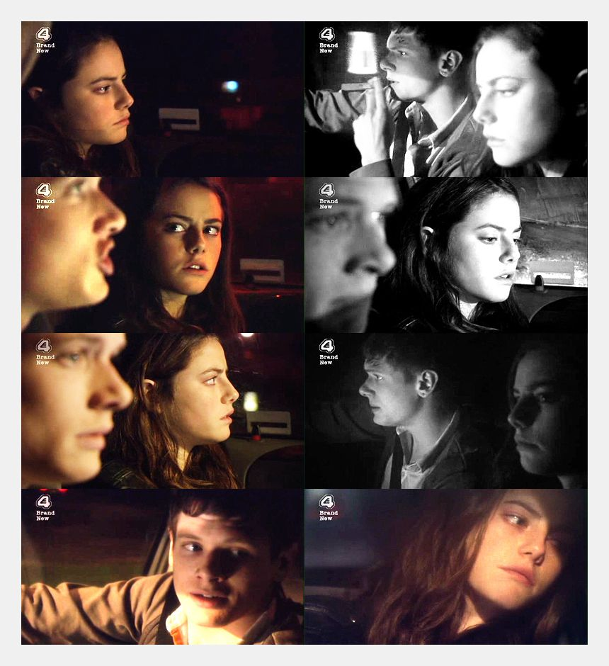 skins - effy and cook