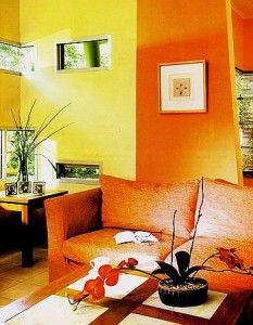47 Koleksi Gambar Rumah Dengan Cat Warna Orange Gratis