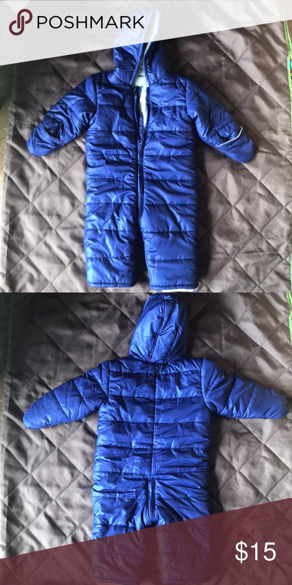 5e296139046d Toddler snow suit