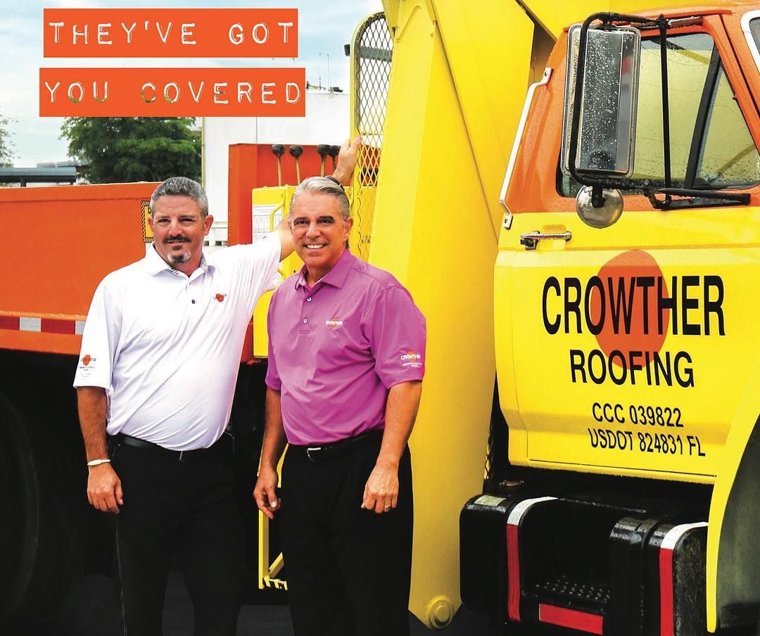 Our Feature Story This Month Shines A Light On The Hardworking Team At Crowther Roofing