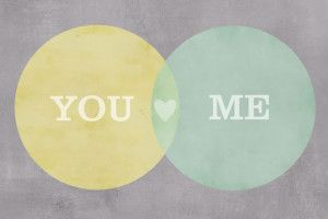 You & Me  //  Free Project Life Cards