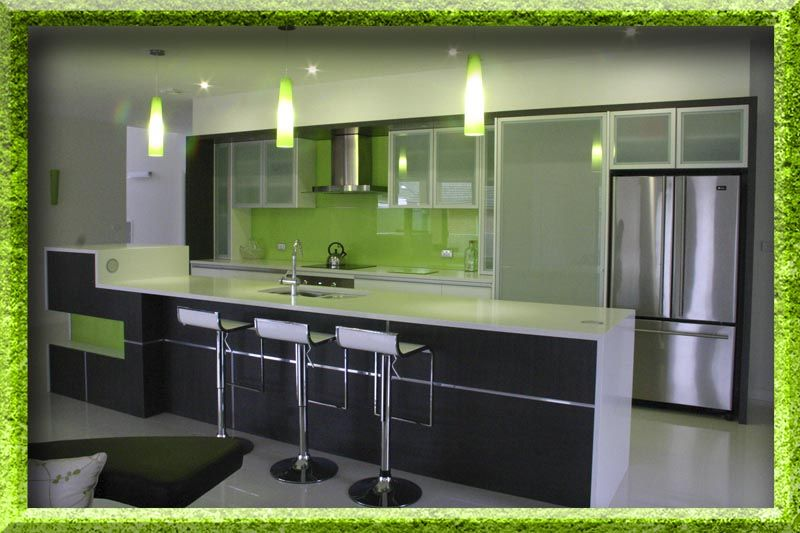 a kitchen by benchmarc kitchens joinery it is in a new home in