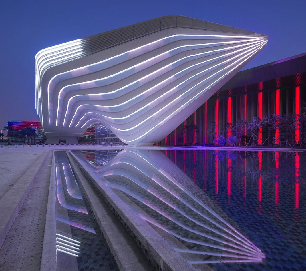 Shizimen Central Business District - Picture gallery
