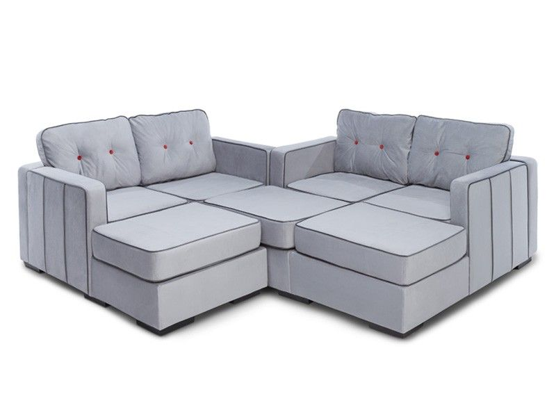 Makes You Wanna Say Come To Mama Or Papa 5 Series M Lounger Sectional Sofa With Alloy Tufted Velvish Covers Lovesac Sactional Modular Furniture